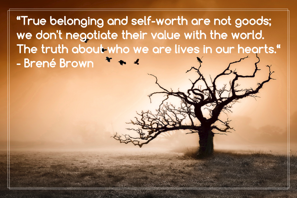 Belonging to Self